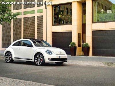 Volkswagen Maggiolino 1.6tdi DesignTettoPan Apribile