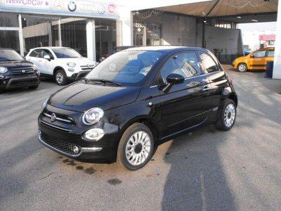 Fiat 500 km 0 1.0 70cv Hybrid Lounge + Apple Car Play/Android Auto elettrica Rif. 11994067