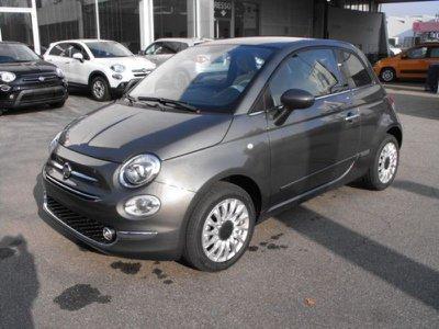 Fiat 500 km 0 1.0 70cv Hybrid Lounge + Apple Car Play/Android Auto elettrica Rif. 11994068