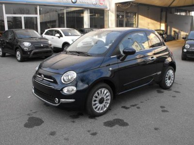 Fiat 500 km 0 1.0 70cv Hybrid Lounge + Apple Car Play/Android Auto elettrica Rif. 11994069