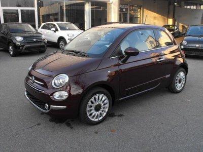 Fiat 500 km 0 1.0 70cv Hybrid Lounge + Apple Car Play/Android Auto elettrica Rif. 11994070