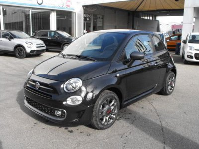 Fiat 500 km 0 1.2 69cv Sport Dualogic Serie 8 a benzina Rif. 12034240