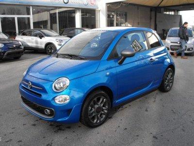 Fiat 500 km 0 1.0 70cv Hybrid Sport + Apple Car Play / Android Auto elettrica Rif. 12034234