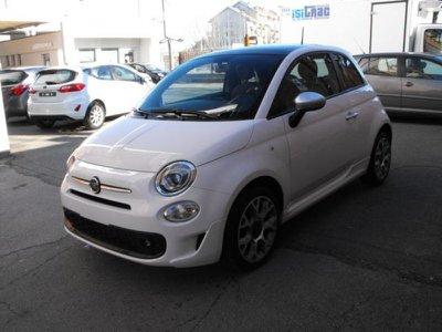 Fiat 500 km 0 1.2 69cv Sport Dualogic Serie 8 a benzina Rif. 12034239