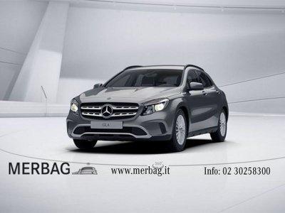 Mercedes-benz nuova GLA 200 d Automatic Executive diesel Rif. 9848111