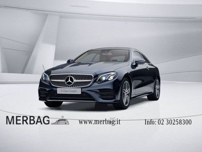 Mercedes-benz nuova E 220d 4Matic Auto Premium Plus diesel Rif. 9855293