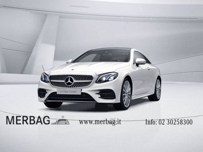 Mercedes-benz nuova E 220d 4Matic Auto Premium Plus diesel Rif. 9855294