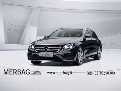 Mercedes-benz nuova E 220d S.W. 4Matic Auto Premium diesel Rif. 9855298