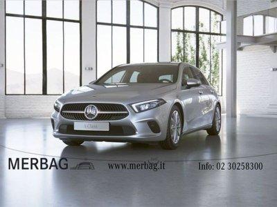 Mercedes-benz nuova A 180 d Automatic Sport diesel Rif. 9855299