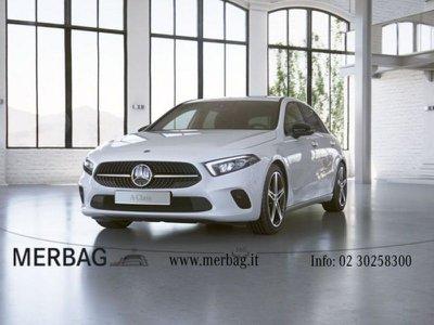 Mercedes-benz nuova A 180 d Automatic Sport diesel Rif. 9855302