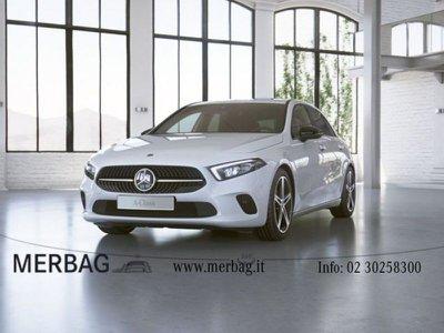 Mercedes-benz nuova A 200 Automatic Sport a benzina Rif. 9855303