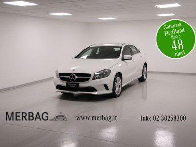 Mercedes-benz usata A 180 d Sport diesel Rif. 10832005