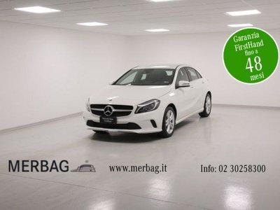 Mercedes-benz usata A 180 d Sport Automatic diesel Rif. 10832068