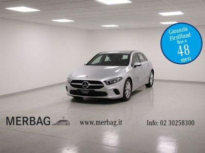 Mercedes-benz usata A 180 d Automatic Sport diesel Rif. 10950228