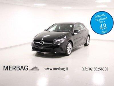 Mercedes-benz usata A 180 d Automatic Sport diesel Rif. 10832178