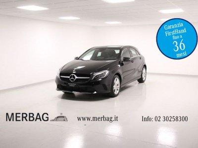 Mercedes-benz usata A 180 d Automatic Sport diesel Rif. 10832207