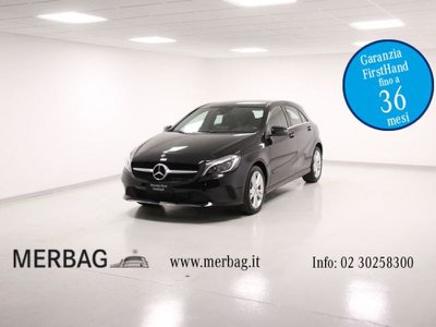 Mercedes-benz usata A 180 d Automatic Sport diesel Rif. 10832212