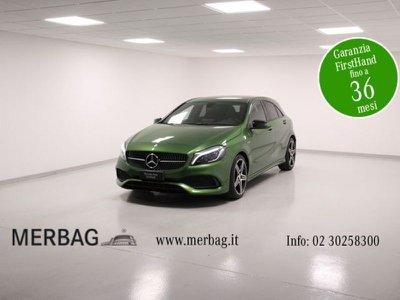 Mercedes-benz usata A 250 4Matic Automatic Sport a benzina Rif. 10968490