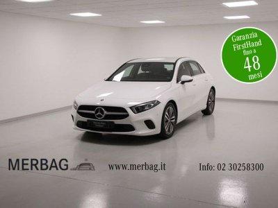 Mercedes-benz usata A 180 d Automatic Sport diesel Rif. 10994844