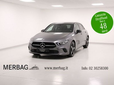 Mercedes-benz usata A 180 d Automatic Sport diesel Rif. 11068089