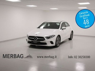 Mercedes-benz usata A 180 d Automatic Sport diesel Rif. 11101149