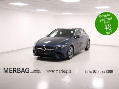 Mercedes-benz usata A 200 Automatic Premium a benzina Rif. 11211636