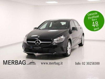 Mercedes-benz usata A 160 d Sport diesel Rif. 11275726
