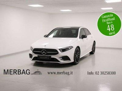 Mercedes-benz usata A 180 d Automatic Premium diesel Rif. 11275728