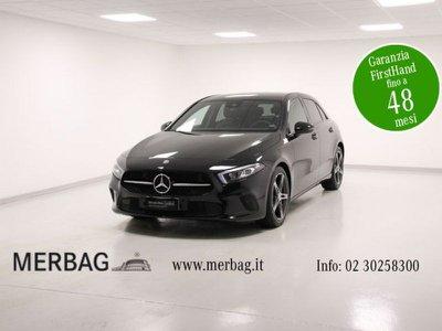 Mercedes-benz usata A 180 d Automatic Sport diesel Rif. 11275729