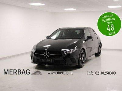 Mercedes-benz usata A 180 d Automatic Sport diesel Rif. 11275730