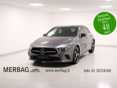 Mercedes-benz usata A 180 d Automatic Sport diesel Rif. 11282357