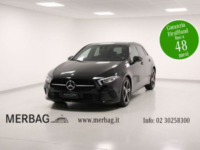 Mercedes-benz usata A 180 d Automatic Sport diesel Rif. 11174362