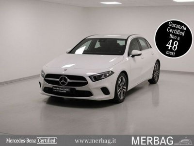 Mercedes-benz usata A 180 d Automatic Sport diesel Rif. 11520558