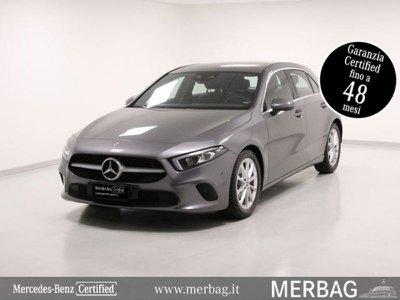 Mercedes-benz usata A 180 d Automatic Sport diesel Rif. 10958420