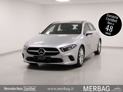 Mercedes-benz usata A 180 d Automatic Sport diesel Rif. 10832253