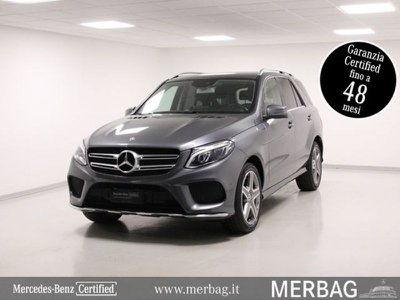 Mercedes-benz usata GLE 350 d 4Matic Premium diesel Rif. 11717803