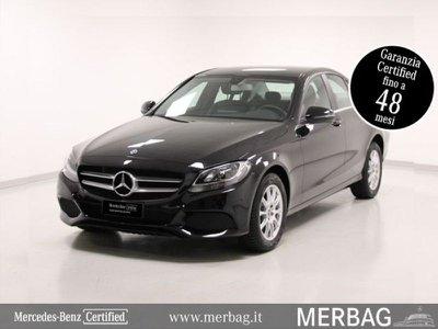 Mercedes-benz usata C 180 d Automatic Business diesel Rif. 11702973