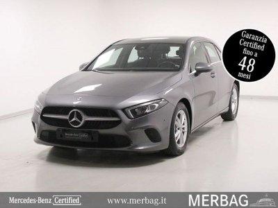 Mercedes-benz usata A 180 d Automatic Business EXTRA diesel Rif. 11625993