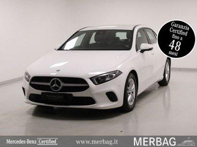 Mercedes-benz usata A 180 d Business Extra Automatic diesel Rif. 11633524