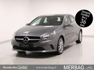 Mercedes-benz usata A 180 Sport Automatic a benzina Rif. 11633533