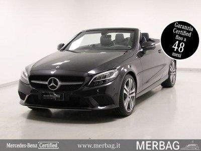 Mercedes-benz usata C 220 d Automatic Sport diesel Rif. 11633536