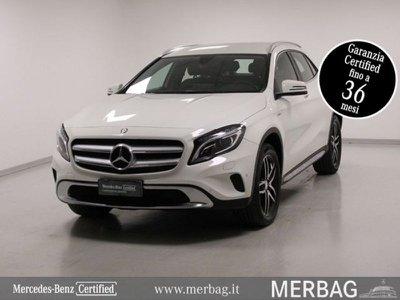 Mercedes-benz usata GLA 220 d Automatic 4Matic Enduro Activity diesel Rif. 11674926