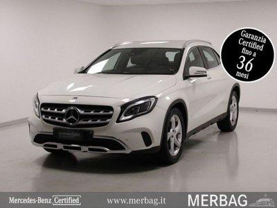 Mercedes-benz usata GLA 180 Sport Automatic a benzina Rif. 11674927