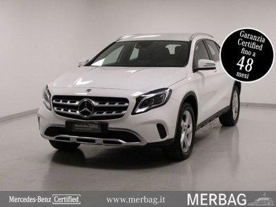 Mercedes-benz usata GLA 180 d Sport diesel Rif. 11674928
