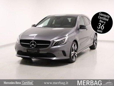 Mercedes-benz usata A 200 d Automatic 4Matic Sport diesel Rif. 11682265