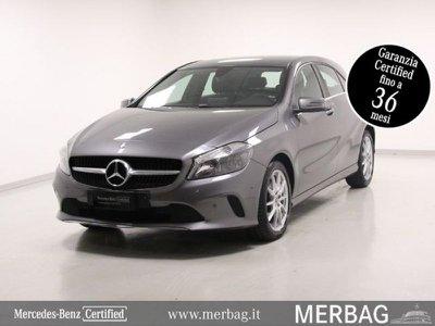Mercedes-benz usata A 180 Sport Automatic a benzina Rif. 11682267