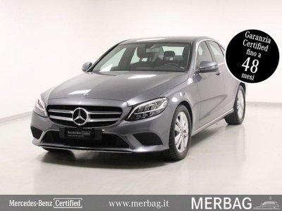 Mercedes-benz usata C 220 d Automatic Sport diesel Rif. 11682268