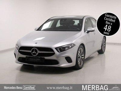 Mercedes-benz usata A 180 d Automatic Business Extra diesel Rif. 11682273