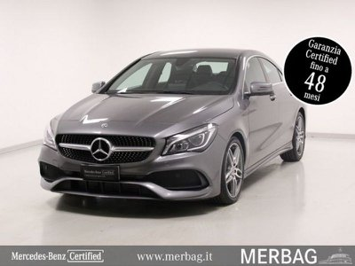 Mercedes-benz usata 200 d 4Matic Automatic Premium diesel Rif. 11682274