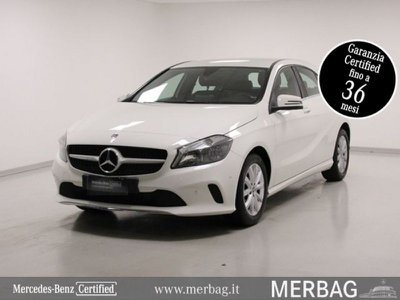 Mercedes-benz usata A 180 Executive Style Automatic a benzina Rif. 11697745